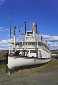 Sternwheeler SS Klondike, Whitehorse — Stock Photo