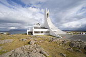 Church at Stykkisholmur, Iceland — Stock Photo