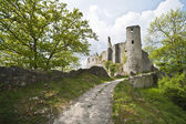 Castle Montaigle, Belgium — Stock Photo