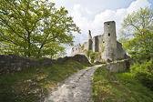 Castillo montaigle, bélgica — Foto de Stock