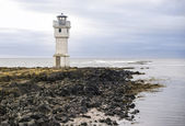 Old lighthouse, Akranes, Iceland — Stock Photo