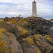 Lighthouse, Akranes, Iceland — Stock Photo
