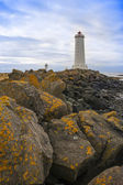 Lighthouse, Akranes, Iceland — Stock fotografie