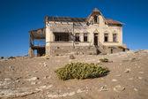 Ghost diamond mining town kolmanskop — Stockfoto