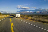 Alaska Highway, Alaska, USA — Stock Photo