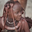 himba girl — Stock Photo