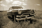 Old-timer car — Stock Photo