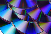 CD / DVD disc texture for background — Stock Photo