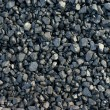 Stock Photo: Coal, carbon, black background