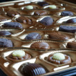 Box of chocolates — Stock Photo #13909530