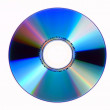 CD and DVD disc texture for background — Stock Photo