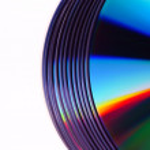CD- oder dvd-Disc-Textur für Hintergrund — Stockfoto