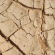 Structures of a soil. A surface of desert sand for background — Stock Photo #14617171