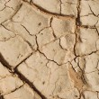Structures of a soil. A surface of desert sand for background — Stock Photo
