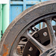 Fer wheel - Stock Photo