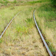 Old railroad — Stock Photo #18186683
