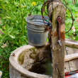 Water well - Stock Photo