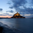 Mont Saint Michel, France — Stock Photo