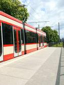Tram, streetcar — Stock Photo