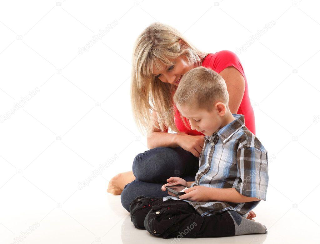 Мат и сын видо фото 516-789