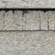 Grungy concrete wall texture background — Stock Photo