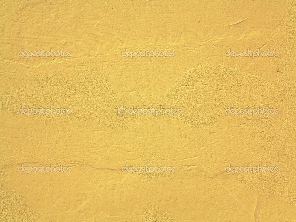 노란 페인트 벽 배경이 나 텍스처 — 스톡 사진 #27127867