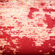 Background of grunge red brick wall texture — Stock Photo #30569315