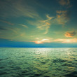 Beautiful seascape. Natural composition of nature — Stock Photo