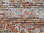 Background of grunge brick wall texture — Stock Photo
