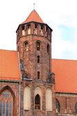 St. Nicholas Church in Gdansk, Poland — Stock Photo