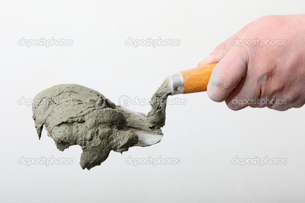 how to make mortar sticky