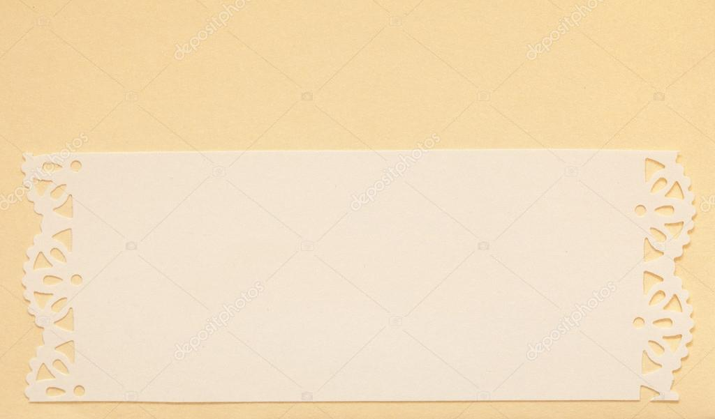 invitation paper stock