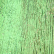 Old green wood background texture — Stock Photo