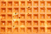 Sweet belgian waffles as background — Zdjęcie stockowe