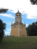 Admiral's tower in karlskrona Sweden Scandinavia — Stock Photo