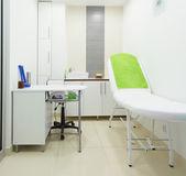 Interiér moderní zdravá kosmetika spa. ošetřovny. — Stock fotografie