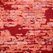 Background of grunge red brick wall texture — Stock Photo #37685347