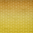 Stock Photo: Brown brick wall as background or texture