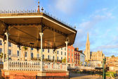 Kennedy Park on November 26, 2012 in Cobh Ireland — Stock Photo