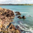 Irish landscape. coastline atlantic coast County Cork, Ireland — Stock Photo