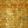 Stock Photo: Background of old brick stone wall texture