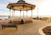 Cobh, ierland - 26 november: kennedy park op 26 november 2012 in cobh, ierland — Stockfoto