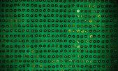 Grün glänzend Sequine Hintergrund Textur abstrakten Stoff Textil — Stockfoto