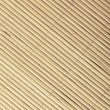 Bamboo mat surface pattern diagonal background texture — 图库照片