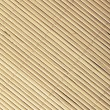 Bamboo mat surface pattern diagonal background texture — Foto de Stock