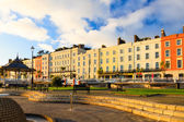 COBH, IRELAND - NOVEMBER 26 : Kennedy Park on November 26, 2012 in Cobh Ireland — Stock Photo