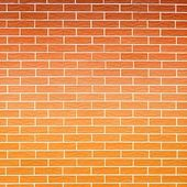 Red brick wall as background or texture — Stock Photo
