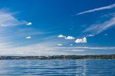 Island fort Christiansoe Bornholm Baltic Sea Denmark Scandinavia Europe — Stok fotoğraf