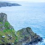 Irish landscape. coastline atlantic coast County Cork, Ireland — Stock Photo #44172263
