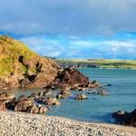 Irish landscape. coastline atlantic coast County Cork, Ireland — Stock Photo #45129389